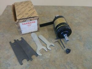 Tapmatic 50x Reversible Tapping Attachment Tool Part