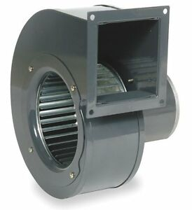 Dayton Model 1tdt2 Blower 549 Cfm 1640 Rpm 115v 60 50hz