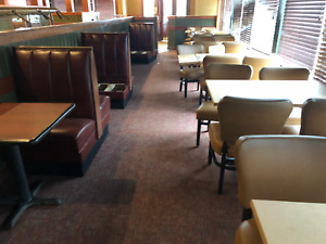 Booth Seating For 140 People Restaurant Booths Tables Seating Mexican Restaurant