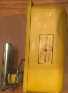 Cdv 700 6b Non operational Eni Geiger Counter Without Geiger Muller Tube