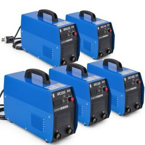 Arc Welder 140a 250a Igbt Dc Inverter Welder Mma stick Welding Machine 110 220v