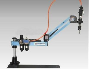 New Pneumatic Tapping Machine Arm And Quick rapid Change Tapping Collet M3 m12