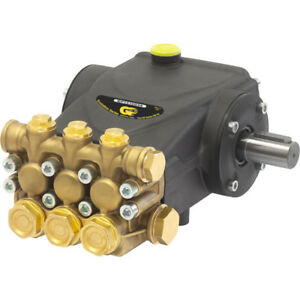 General Pump Triplex Pressure Washer Pump 4000 Psi 4 0 Gpm Belt Drive Model