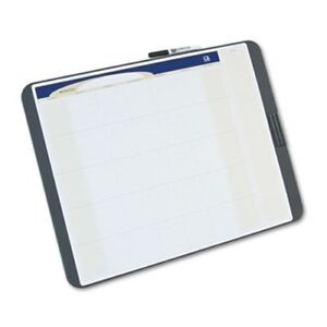 Tack And Write Monthly Calendar Board 17 X 23 Black