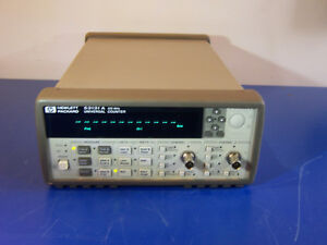 10525 Hp 53131a Universal Counter
