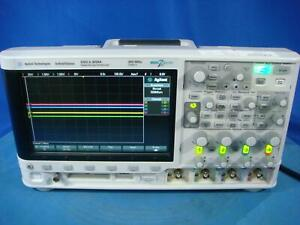 Agilent Dsox3034a 350 Mhz 4 Channel Digital Oscilloscope