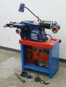 Ammco 4000 Disc Drum Brake Lathe With Ammco Adapter Kit Bench