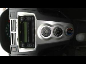 Radio Bezel With Vents Hatchback Fits 06 11 Yaris 332032