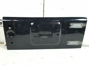 2007 2017 Jeep Wrangler Tailgate Tail Lift Hatch Gate Trunk Oem Used