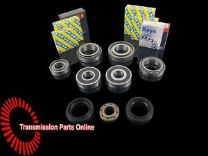 Fiat 500 5 Speed Gearbox Uprated Bearing Oil Seal Repair Kit