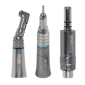2hole Dental Low Slow Speed Straight Contra Angle Air Motor Handpiece Kit Sale