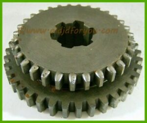 M1685t John Deere 40 420 Transmission Gear 2nd And Reverse 31