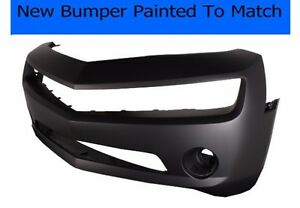 New 2010 2013 Chevy Camaro Front Bumper Cover Painted To Match
