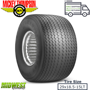 90000000211 Mickey Thompson Sportsman Pro Tire 29x18 5 15lt Qty 1