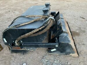 Caterpillar Bp15b Skidsteer Pickup Broom 65 Width