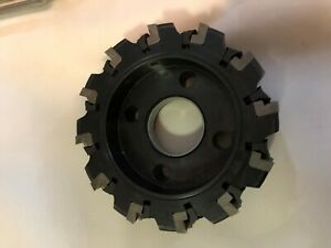 Sandvik Coromant Indexable Face Mill 7 75 Dia ra260 3