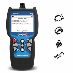 Obd2 Auto Car Vehicles Diagnostic Code Reader Scanner Abs Scan Tool Engine Scan