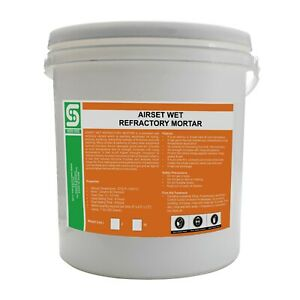 Refractory Mortar For Fire Bricks 2700f Airsetting