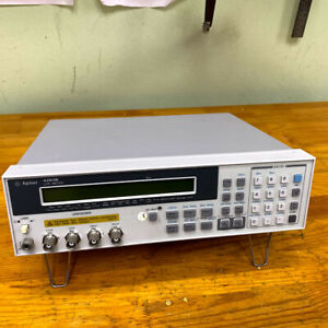 Agilent 4263b Lcr Meter Without All Accessories As Photo sn 0404 tested dhltous