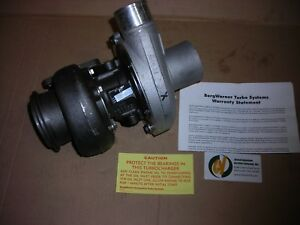 169436 Schwitzer Genuine Cat S200 Turbocharger Borg Warner Turbo Assembly T D I
