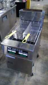 Pitco Gas Fryer Model Ssh75