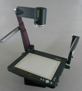 Lumens Ps550 By Dukane Digital Document Camera W Video Zoom Free Shipping