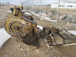 Hyster W8l Bulldozer Winch From Caterpillar D7r