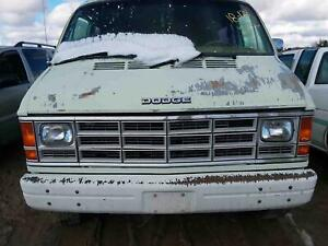 Automatic Transmission A727 1987 Dodge Van 350 Series 8 318