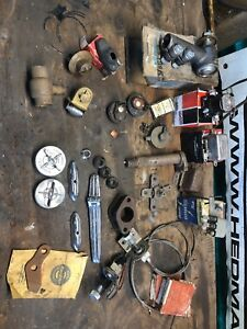 Lot Vintage Parts Nos 1930 s 1940 s 1950 s Chevrolet Ford Dodge Plymouth 1938 48