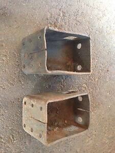 Ford Model A Motor Engine Mounts Vintage Parts 1928 1929 1930 1931