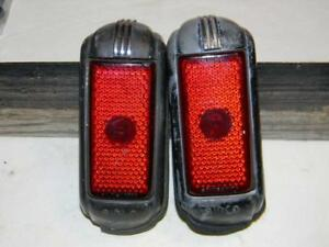 1939 40 Buick Tail Lights Price Reduced