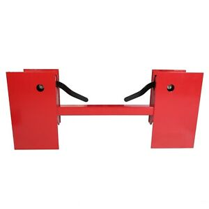 Universal Skid Steer Quick Tach Conversion Adapter Plate Bobtach Blank