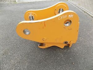Unused Case miller Hydraulic Quick Hitch To On 80mm Pins Free Uk Delivery Inc