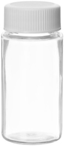 Wheaton 986751 Pet 20ml Liquid Scintillation Vial With Polypropylene Metal Foil