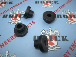 1953 1966 Buick 264 322 364 400 401 425 Nailhead Valve Cover Grommets Set Of 4