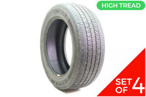 Set Of 4 Used 245 55r18 Goodyear Eagle Rs A 103v 8 5 32