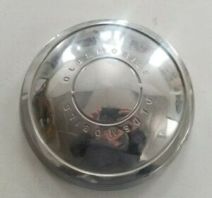 1930 S 1940 S Oldsmobile Hubcap Wheelcover Dog Dish