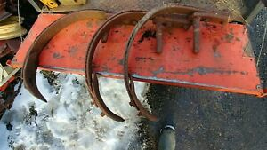 Allis Chalmers G Spring Tooth Cultivator Shank