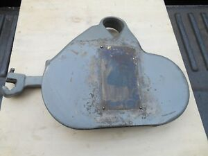 South Bend Lathe Heavy 10 Headstock Gear Guard Cover