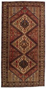 Tribal Style Runner Vintage 3 6x9 6 Persian Area Rug Oriental Home D Cor Carpet
