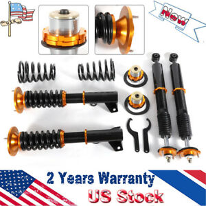 Complete Struts Coilover Spring Assembly Fits For 93 98 Bmw 3 Series E36 318