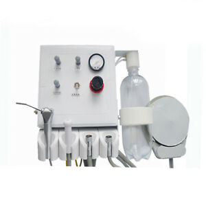 Dental Turbine Unit Portable Work Hanging Wall Type With Air Compressor Vep