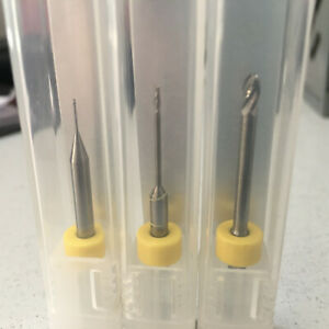 3pcs Dental Cad Cam Zicronia Milling Burs For Sirona Inlab Mcx5 Cad Cam Milling