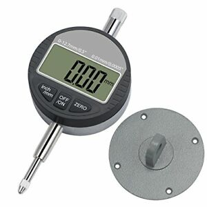 Neoteck Digital Dial Gauge Accuracy 0 01mm Range 0 12 7mm High precision 18 mont