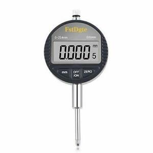 Fstdgte Digital Dial Gauge Lcd Large screen High precision Measurement Range