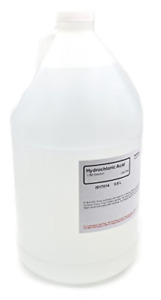 Hydrochloric Acid Solution 1 0m 3 8l The Curated Chemical Collection