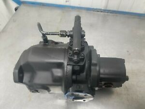 Bobcat Mini Excavator Main Hydraulic Pump With Gear Pump Rexroth