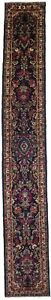 Floral Lilian Palace Runner 3x18 Vintage Persian Rug Oriental Home D Cor Carpet
