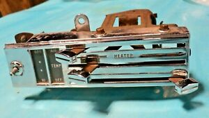Vintage 1970 s Oldsmobile Pontiac Chevy Heater Vent Controls Gm Part 3002923