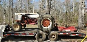 1969 Case 430 Tractor
